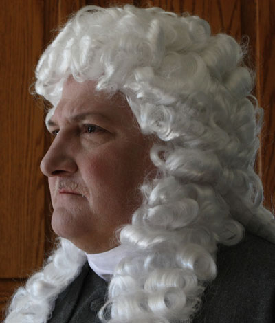 T. David Rutherford as Magistrate James Quentin