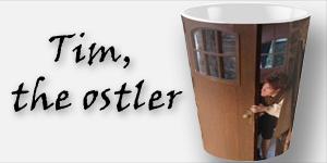 Highwayman Tim Ostler